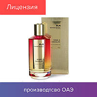 120 ml Mancera Roses & Chocolate. Eau de Parfum | Парфюмированная Вода Мансера Роза и Шоколад 120 мл
