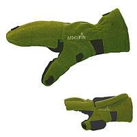 Рукавички-рукавиці Norfin CESIUM вітрозахисні відстібаються