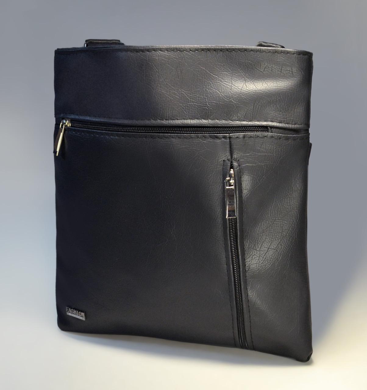 "Мужская сумка-планшет ""Leon""  14"