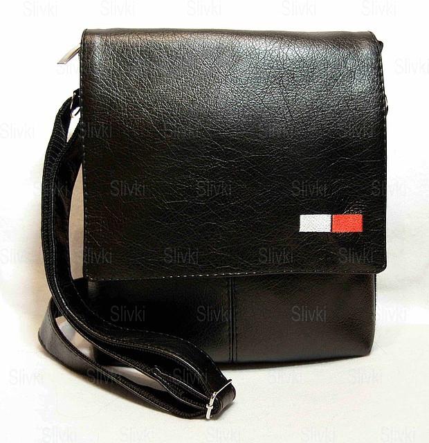 """Мужская сумка """"Tommy Hilfiger"""" А 09"""