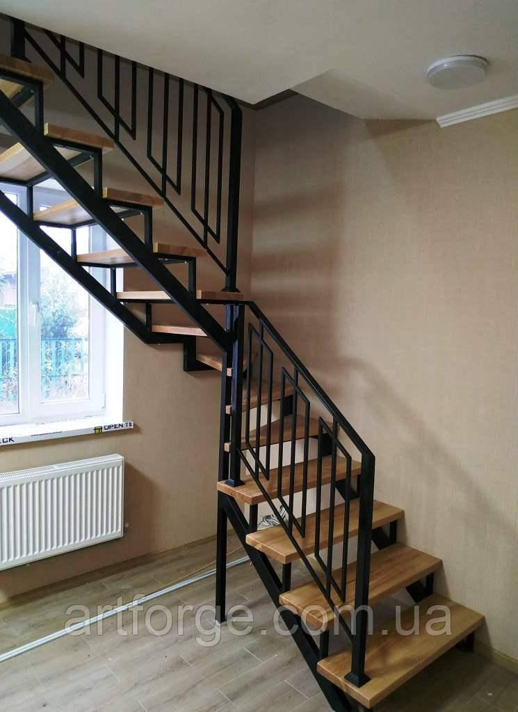 Каркас лестницы. Лестница из металла для дома, квартиры, дачи.