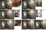 Каркас сходів. Сходи з металу для будинку, квартири, дачі., фото 5