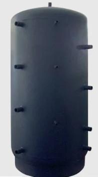 Теплоакумулятор Teplov 500 л. (без ізоляції). Безкоштовна доставка!