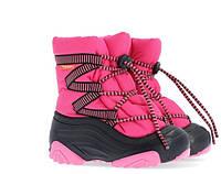 Дитячі чоботи,зима,р. 24-25, 26-27 і 28-29. Demar