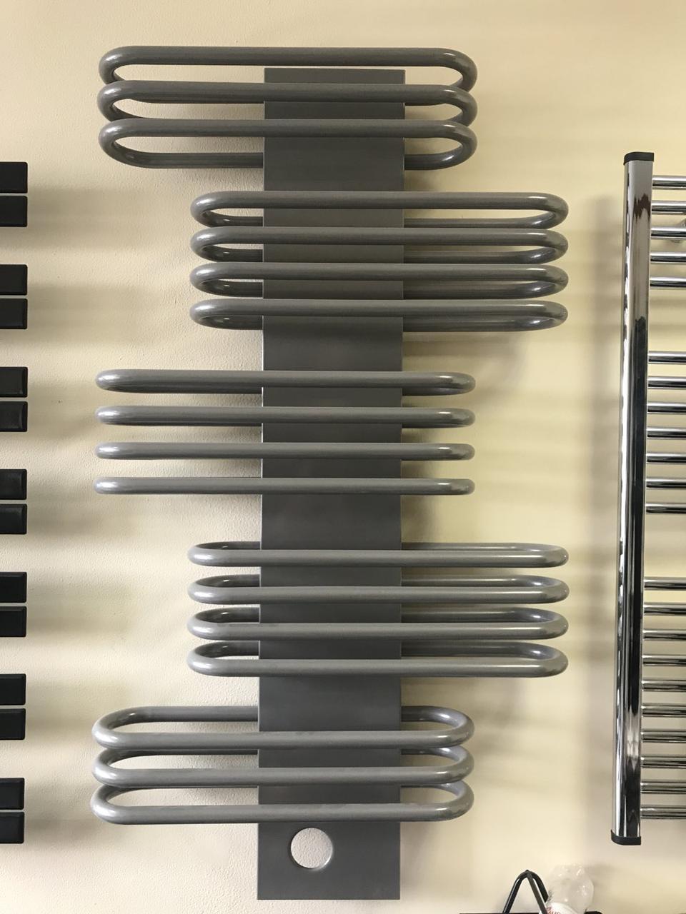 Полотенцесушитель LX 1250*750 RAL 9007 Betatherm (Венгрия)