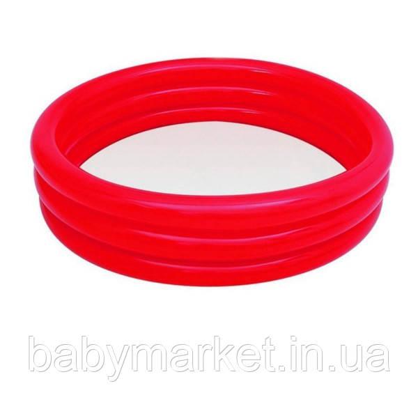 Детский бассейн Bestway 51025 (red)