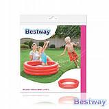 Детский бассейн Bestway 51025 (red), фото 2