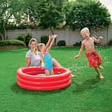 Детский бассейн Bestway 51025 (red), фото 3