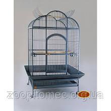 Вольєр для великих папуг шестикутний 132 D* H 188 см