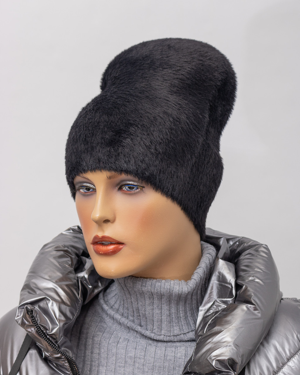 Шапка женская MM SWEET CM-3027 BLACK