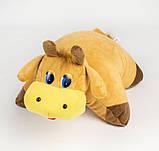Коровка, мягкая игрушка-подушка, 37х37х16 см, фото 2