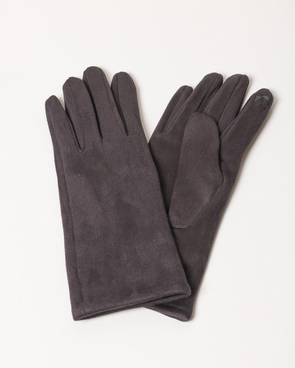 Перчатки женские MM SWEET G1467 DARK GREY TOUCH SCREEN