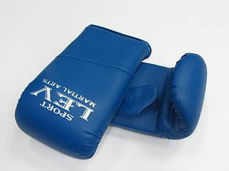 Перчатки cнарядные Lev Sport (кожзам)