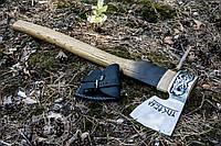 Кована сокира ручної роботи Ancientsmithy оригінальний подарунок чоловіку, фото 1