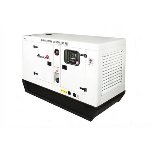 Трехфазный дизельный генератор MATARI MD30 (33 кВт)
