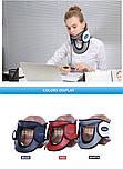 Медицинский надувной шейный тяговый воротник для снятия боли в шее, фото 6