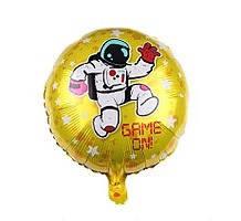 Куля фольга середовищ малюнок Китай TK GAME ON (Космос)