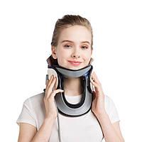 Медицинский надувной шейный тяговый воротник для снятия боли в шее