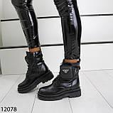 Ботинки зимние женские А12078, фото 4