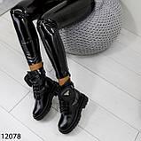 Ботинки зимние женские А12078, фото 7