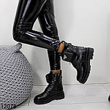 Ботинки зимние женские А12078, фото 8
