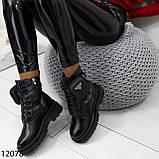 Ботинки зимние женские А12078, фото 9