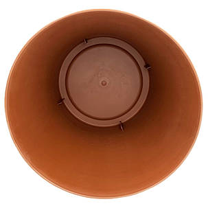 Горшок для цветов Gardenya 8,3 л коричневый, фото 2