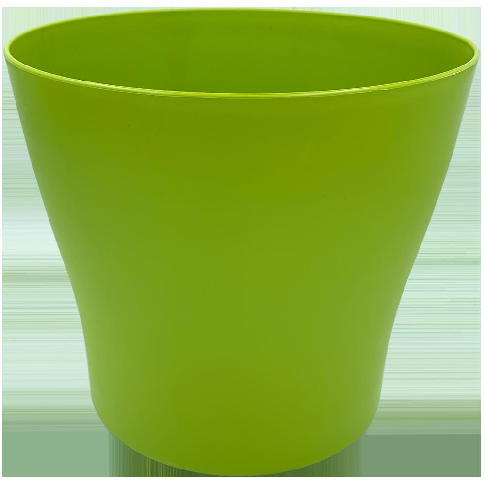 Горшок для цветов Gardenya 13 л зеленый