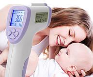 Как выбрать бесконтактный термометр?