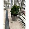 Горшок для цветов Akasya 16 л зеленый, фото 3