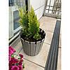 Горшок для цветов Akasya 16 л зеленый, фото 4