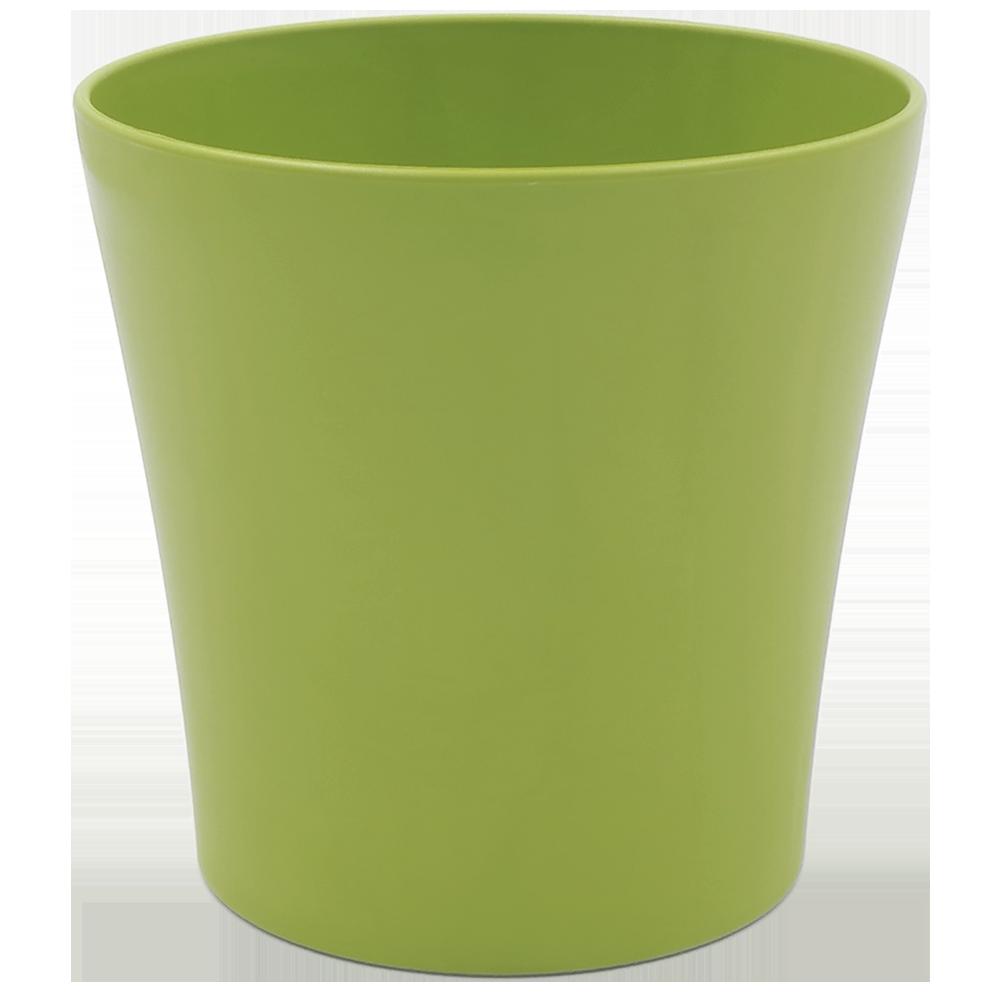 Горшок для орхидеи Gardenya 1,2 л зеленый