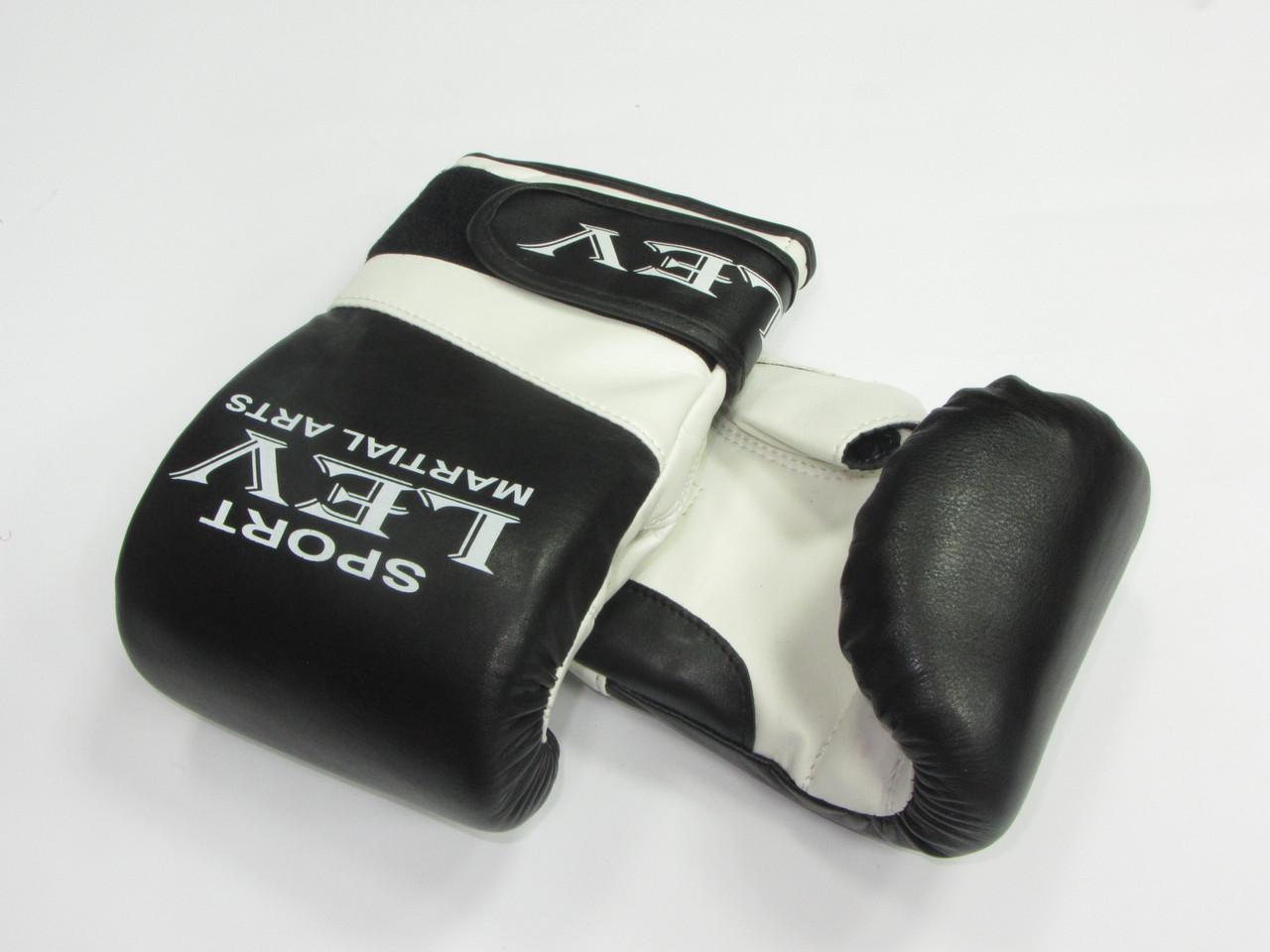 Перчатки cнарядные Lev Sport (комбинированные)