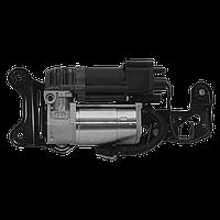 Компрессор пневмоподвески пневмокомпрессор BMW X5 F15 (в сборе с кронштейном)