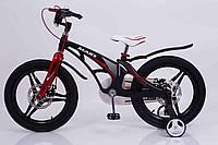 """Детский велосипед SIGMA MARS-18"""", дисковые тормоза, корзинка, фото 1"""