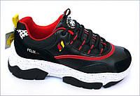 Skechers Felix Ampd женские черные кроссовки оригинал 37 38 39