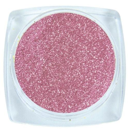 Komilfo блесточки 046 размер 0,08 мм, темно-розовые, 2,5 г