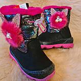 Детские сапожки для девочки размер 23-14.5см., фото 4