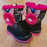 Детские сапожки для девочки размер 23-14.5см., фото 2