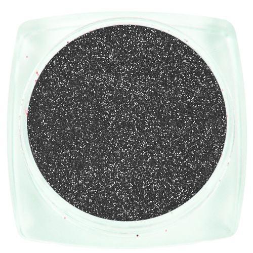 Komilfo блесточки 066 размер 0,1 мм, серые, 2,5 г