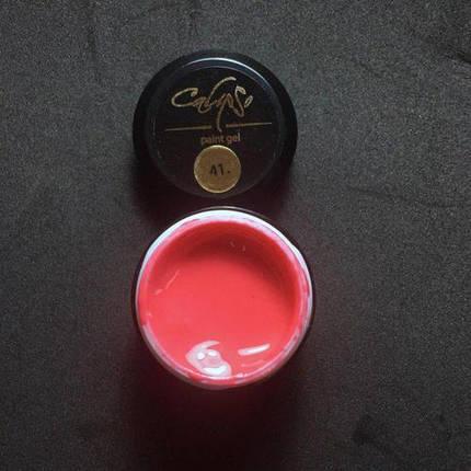 Гель-краска Calipso № 041, 5 мл, фото 2