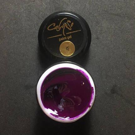 Гель-краска Calipso № 006, 5 мл, фото 2