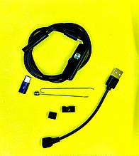 Эндоскоп Бороскоп Видеоскоп Мини-камера Android Ендоскоп 1м. + USB Type-C
