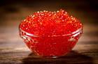 Ікра червона з морських водоростей ТМ SOHO, 100 г, фото 2