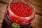 Ікра червона з морських водоростей ТМ SOHO, 100 г, фото 4