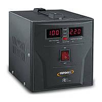 """Стабилизатор напряжения AVR INFOSEC R2 PRO 10000 (REF63153) """"Б/У"""""""