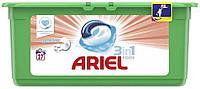 Детские универсальные капсулы для стирки Ariel Sensitive 3в1 27 шт.