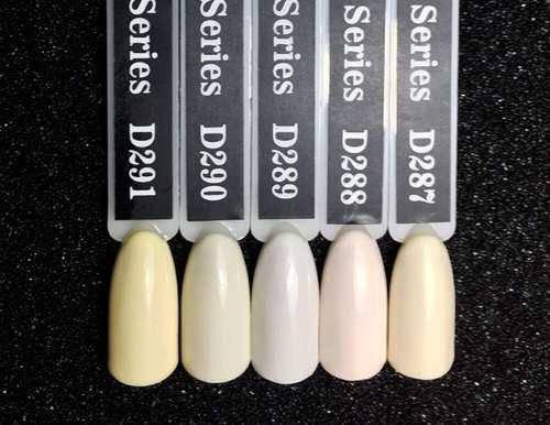 Гель-лак Komilfo Deluxe Series №D291 (сгущенное молоко, эмаль), 8 мл, фото 2