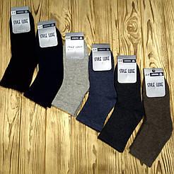 Жіночі шкарпетки Style Lux шерсть тонкі однотонні