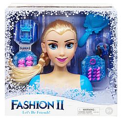 Кукла-манекен для причёсок Эльза Холодное сердце